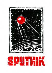 Sputnik in the Rigs collection